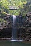 Upper Little Stoney Falls, Hanging Rock Recreation Area