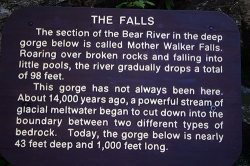 Description of Mother Walker Falls