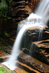 Avalanche Falls, Flume Gorge, White Mountain National Forest