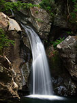 Bingham Falls near Stowe, Vermont