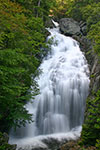 Crystal Cascade in the White Mountain National Forest
