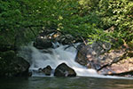 Lower Dennis Cove Falls