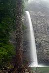Rockhouse Falls in Rockhouse Falls State Park
