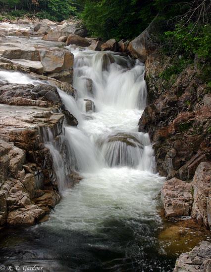 Rocky Gorge near Albany, Carroll County, New Hampshire