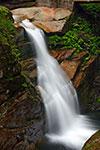 Lower part of Sabbaday Falls