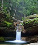 Upper Sabbaday Falls