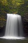 Upper Falls of the Little Stoney