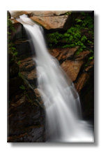 Sabbaday Falls in New Hampshire