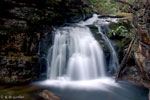 Upper Blue Hole Falls Wallpaper