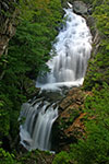 Crystal Cascade, Pinkham Notch, White Mountain National Forest