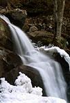 Part of Lower Laurel Falls