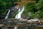 Laurel Falls on the Appalachian Trail