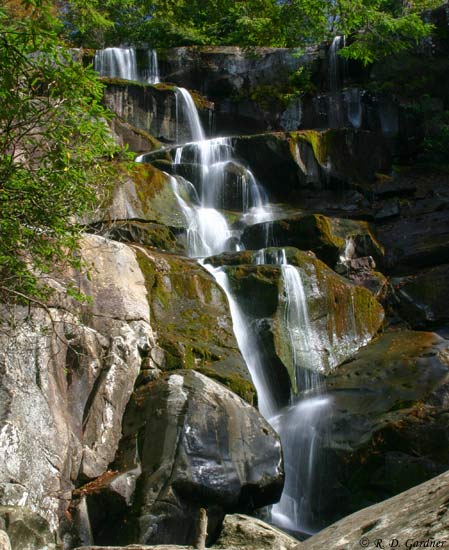 Ramsay Cascades, Great Smoky Mountain National Park