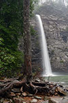 Rockhouse Falls near Pikeville, TN