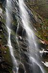 Sill Branch Falls in Unicoi Co., TN