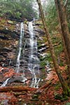 Sill Branch Falls in the Cherokee National Forest