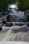 Step Falls near Grafton Notch State Park