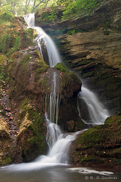 Fall Creek Falls near Dungannon, VA