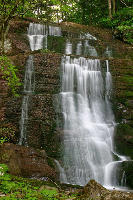 Picture of Bays Mountain Falls