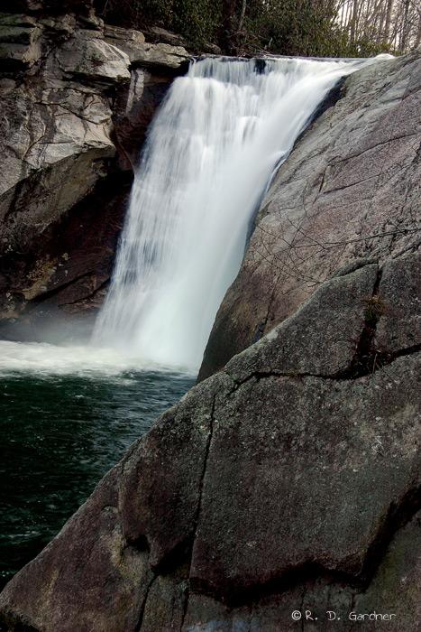 Alternate view of Elk Falls