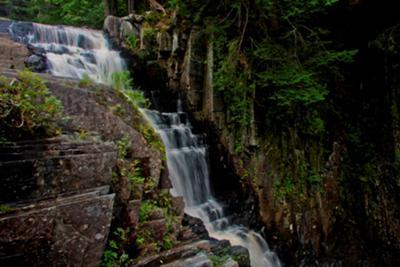 Little Wilson Falls