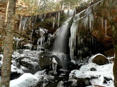 Millstone Creek Falls