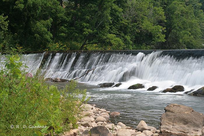 Mock's Mill Falls