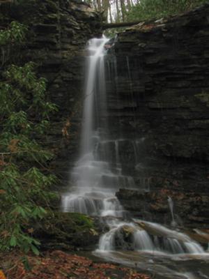 North Fork Stony Creek Falls