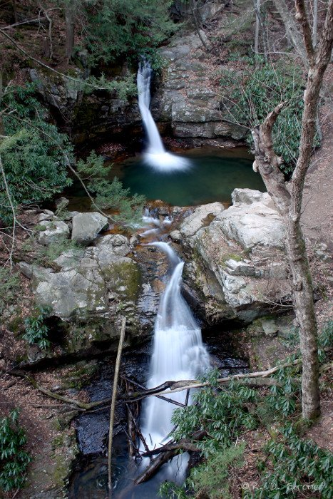 Picture of Blue Hole Falls