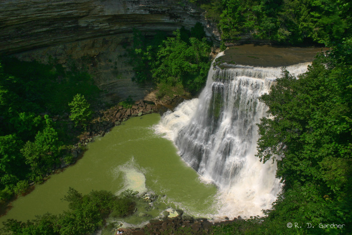 Picture of Burgess Falls