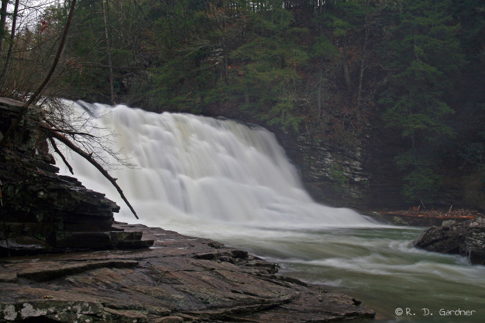 Picture of Cane Creek Cascades