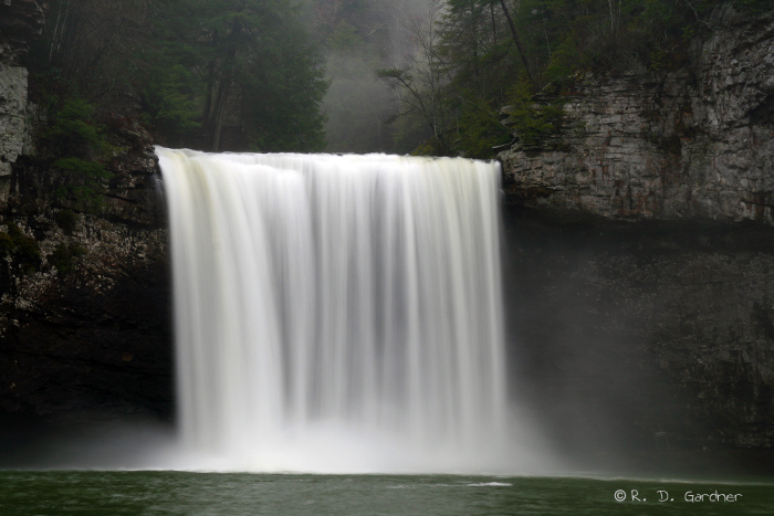 Picture of Cane Creek Falls