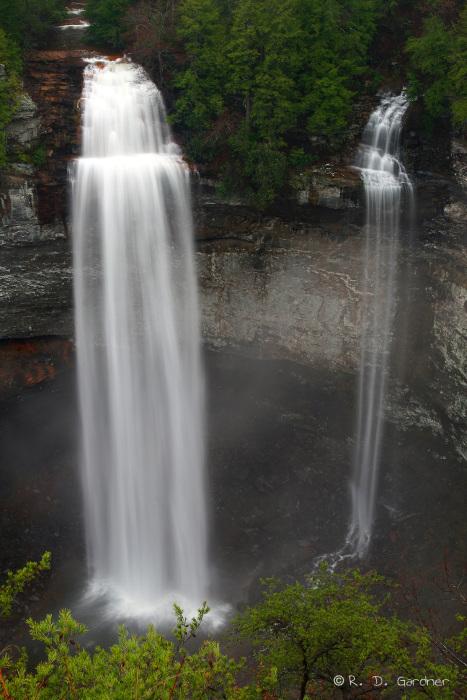 Fall Creek Falls near Pikeville, TN