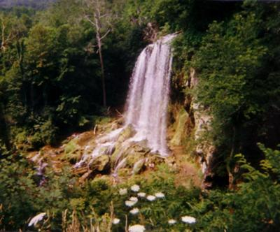 Falling Spring Falls, VA