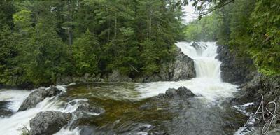 Split Rock Falls, New Russia, NY