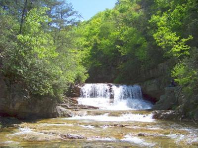 St. Marys Waterfall