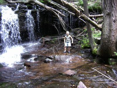Upper Falls at Falls Hollow