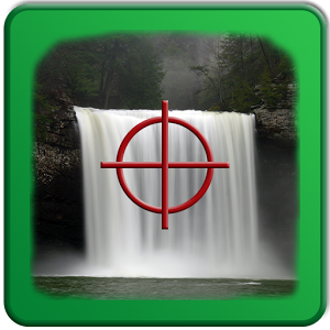 Waterfall Finder Icon